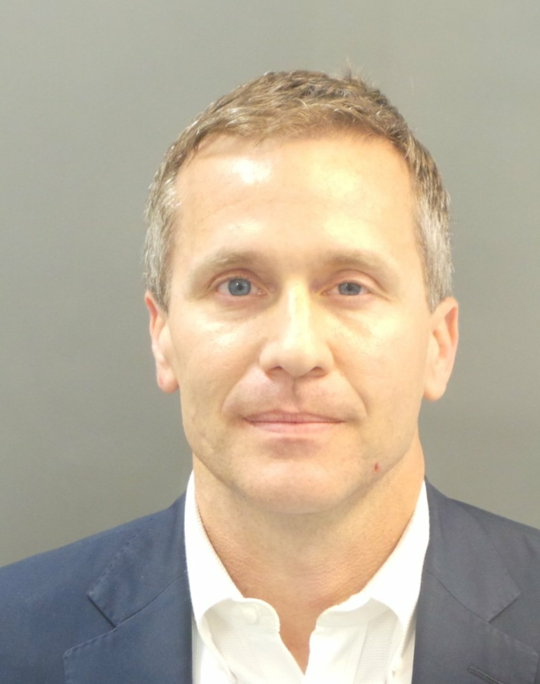 Missouri governor Eric Greitens 'sexually abused and blackmailed hairdresser'